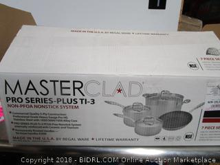 Masterclad Stainless Steel Cookware Set