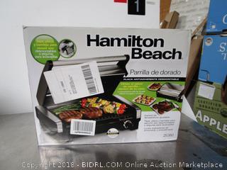 Hamilton Beach Searing Grill