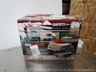 Vehicle Air Ride Control