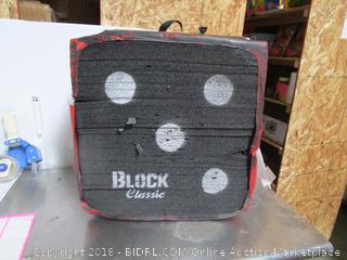 Archery Foam Block Target