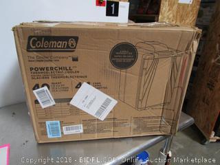 Coleman Powerchill Cooler