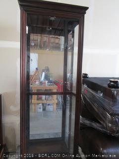 Curio Cabinet (no shelves)