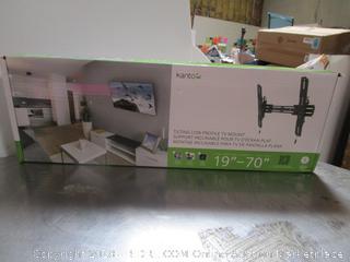 Kanto Tilting TV Wall Mount