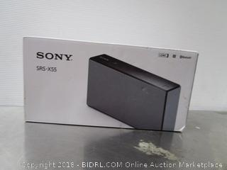 Sony SRS X55