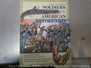 Soldiers of the American Revolution-book