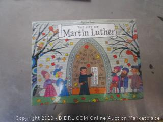 The Life of Martin Luther book