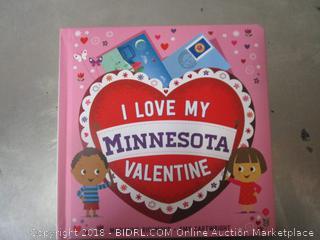 I love Minnesota Valentine