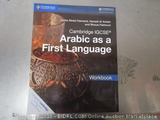 Arabic as a First Language