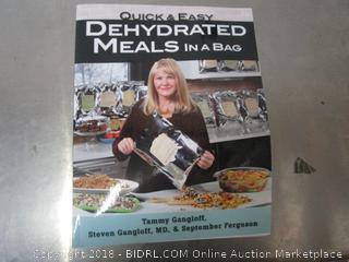 Dehydrated Meals in a bag