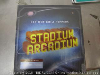 Red Hot Chili Peppers Vinyl Records