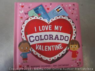 I Love my Colorado Valentine