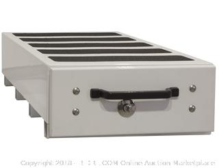 Buyers Products 1718410 White Truck Bed Box with Drawers