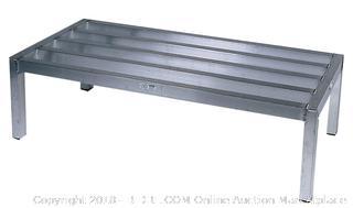 """Winholt DASQ-5-1220 DASQ-5-1224 Dunnage Rack, 5' x 20"""""""