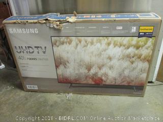 "Samsung 40"" UHD TV 7 series"