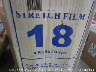 plastic film rolls