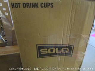 solo hot drink cups