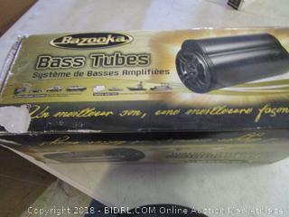 bass tubes