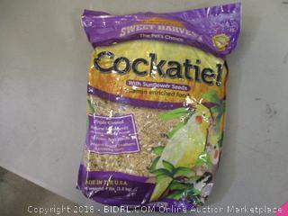 Cocatiel Food