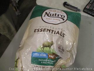 Nutro Feed Clean Dog Food (Damaged)
