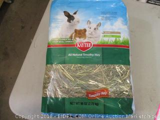 Kaytee Timothy Hay for Rabbits, Guinea Pigs and Other Small Animals