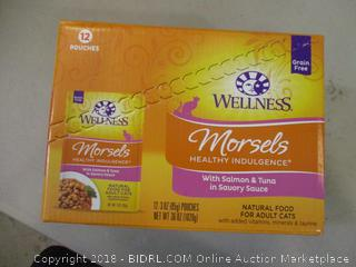 Wellness Morsels for Cats