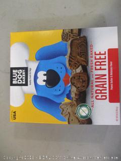 Blue Dog Bakery Treats Peanut Butter & Molasses Flavor
