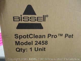 Bissell Spot Clean Pro Pet
