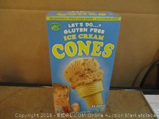 Ice Creams Cones