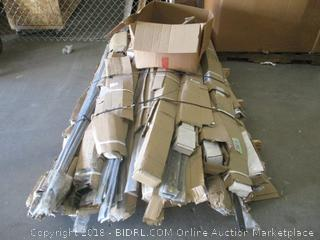 Whole Pallet Lot Barn Door Hardware See Pictures