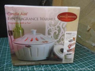 Candle Warmer Fan Fragrance Warmer