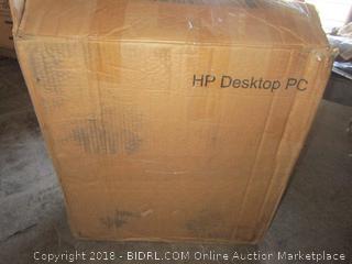 HP Desktop PC  No Cables
