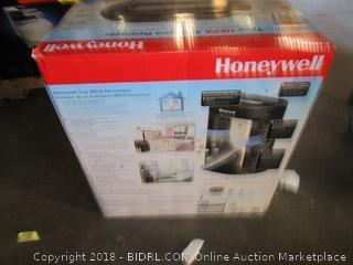 Honeywell True HEPA Alergen Remover