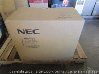 "NEC 21.3"" LCD Monitor"