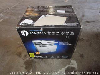 HP Laserjet Pro Printer