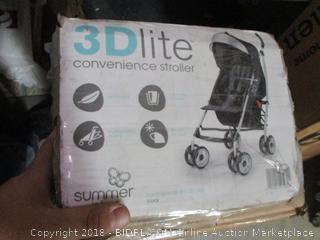 3D lite Convenience Stroller