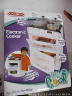 Kids Electric Cooker Play