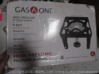 Gas One High Pressure Propane Burner