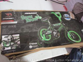 """Gravel Blaster 12"""" Bike"""