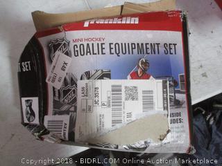 Goalie Equipment Set