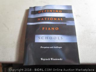 Defining National Piano