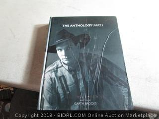 Garth Brooks The Anathology Part 1 CD's