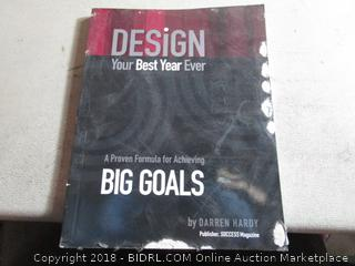 Design Your Best Year Ever Big Goals
