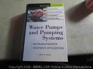 Water Pumps and Pumping System