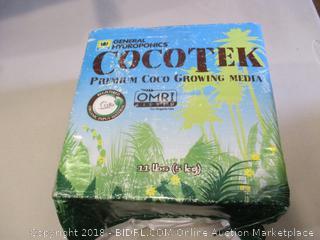Coco Tek Premium Coco Growing Media
