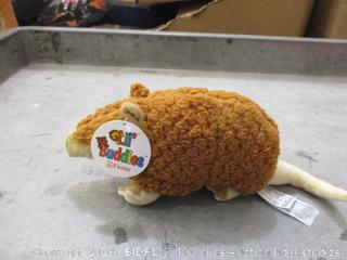 Stuffed Armadillo Toy