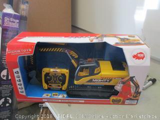 mighty excavator toy