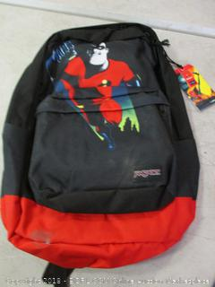 jansport incredibles backpack