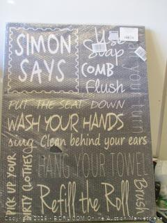 simon says home decor