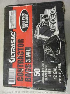 ultrasac contractor bags