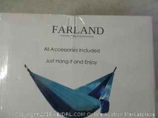 portable parachute hammock
